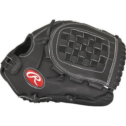 Rawlings Heart of The Hide Softball Glove, Regular, Basket-Web, Custom Fit, 12-1/2 Inch