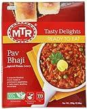 MTR Ready To Eat Pav Bhaji, 10.5 Ounce