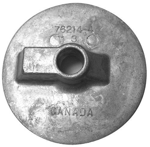 - Martyr CM762144A, Aluminum Alloy Trim Tab Flat Mercury/Mercruiser Anode