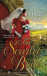 The Scarlet Bride (A School For Brides Romance)