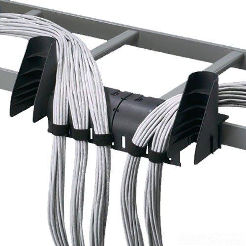 Panduit CMW-KIT Waterfall Kit for Ladder Rack, Black -