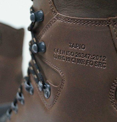 Haix Tapio Brown Modèle spécial pour la chasse et la randonnée