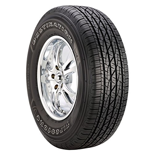 Firestone 002025 Destination LE2 All-Season Radial Tire -275/45R20 110H