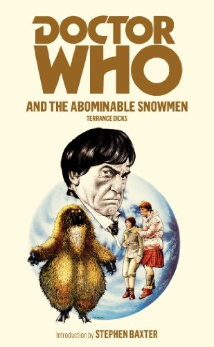 book cover of The Abominable Snowmen