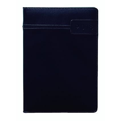 Makro Paper 002494 - Agenda 2018, 170 x 240 mm, color negro ...