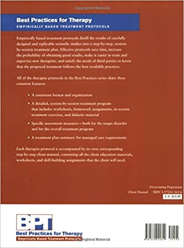 Counting Number worksheets maths probability worksheets : Overcoming Depression - Client Manual (Best Practices for Therapy ...