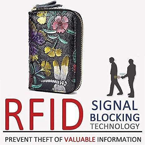 Brillianceco RFID Tarjetero para Tarjetas de Crédito para ...