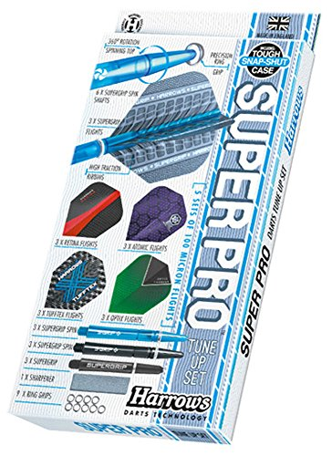 HARROWS SUPER PRO DARTS TUNE UP KIT 7998