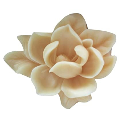 Amazon Com 3d Flower Mold Silicone Bar Soap Mold Flowers For Diy
