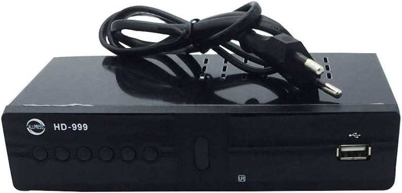 BES 24780 - Decodificador Digital terrestre, Dvb-T2, decodificador TV Scart HDMI, 1080p: Amazon.es: Electrónica