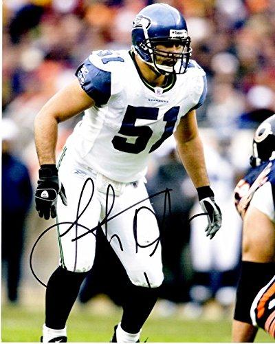 Lofa Tatupu Signed - Autographed Seattle Seahawks 8x10 inch Photo -  Guaranteed to pass PSA or 178ec6fd9