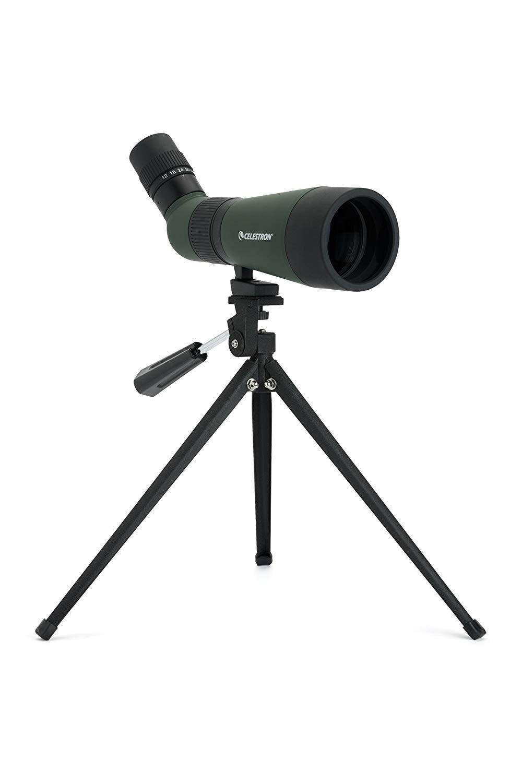 [Celestron スポッティングスコープ 52322 Landscout 12-36x60 Spotting Scope (Army Green)] (並行輸入品) 60MM One Color B07FP3JTLW