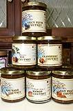 Mango Chutney- 2 PACK Virginia Chutney Company Authentic Major Grey's Mango All Natural Chutney-Mango, Sugar, Apple Cider Vinegar, Ginger, Salt, Raisins, Garlic, Cloves, Lime Juice, Cinnamon