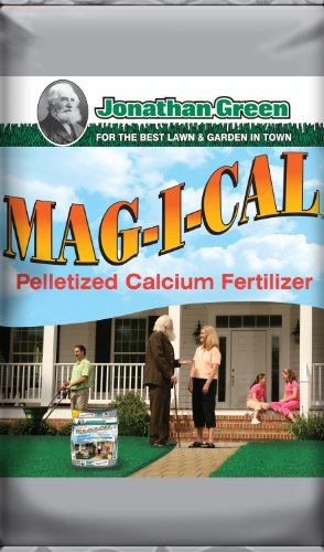 [Jonathan Green 11351 Mag-I-Cal Pelletized Calcium Fertilizer, 45-Pound] (Mag Green)