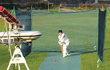 Cricket Nets By Huck  Single Bay For Home, Garden Or Club  3.66m X