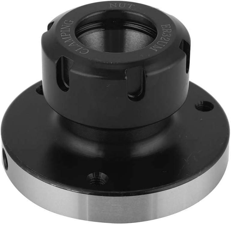 ER32-80mm Spannzangenfutter langlebig 80//100mm Durchmesser ER32 Spannzangenfutter f/ür CNC-Fr/äsen Drehwerkzeug f/ür Drehbank Fr/ästisch