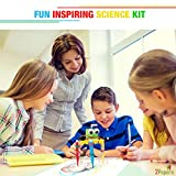2Pepers Electric Motor Robotic Science Kits for