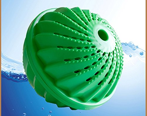 Everything's Perfecto Green Eco Magnetic Washing Laundry Ball (My Washing Machine Won T Fill With Water)