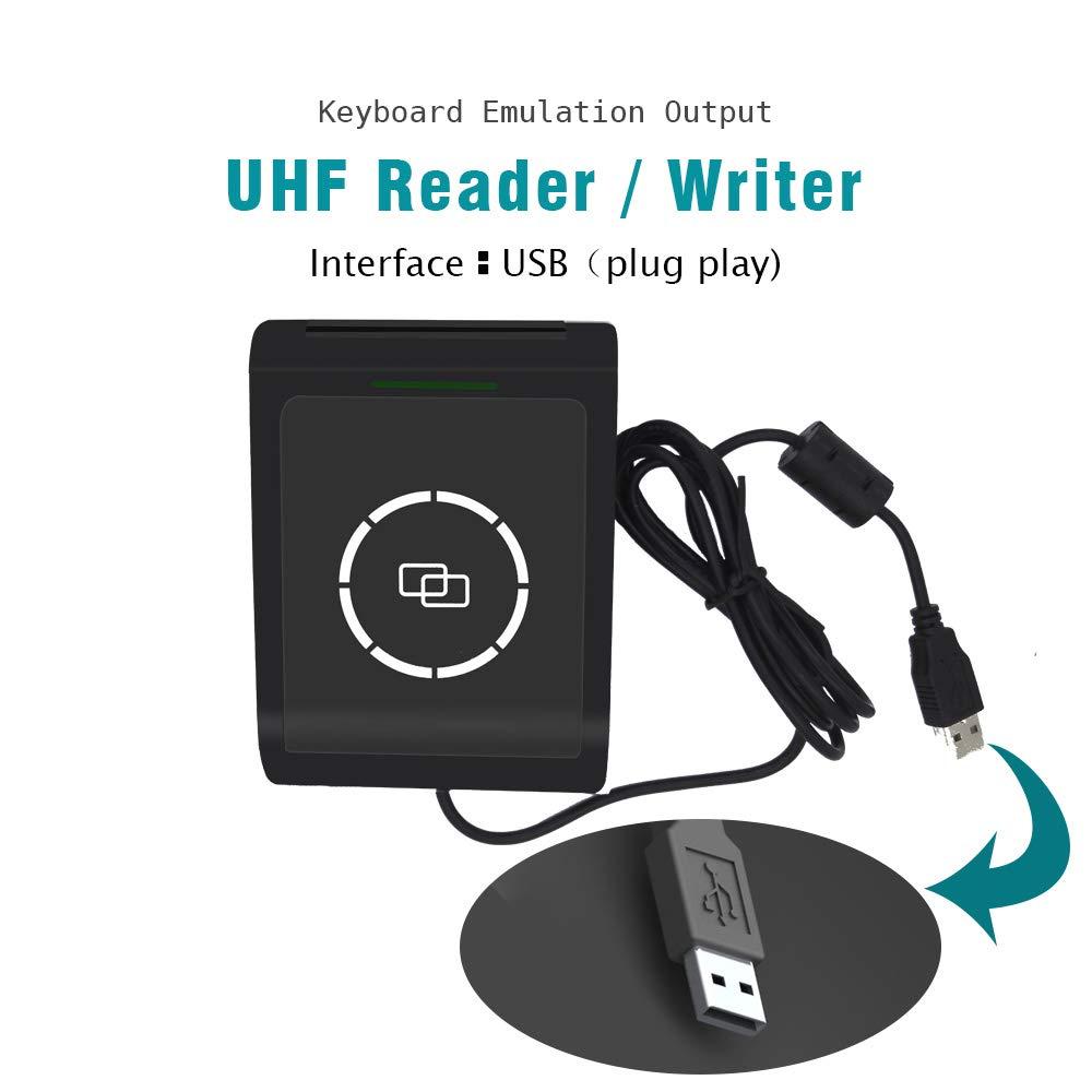 Uhf Rfid Usb 860 960mhz Frequenz Desktop Reader Mit Ic Elektronik