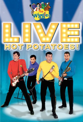 The Wiggles Toys R Us : Amazon the wiggles live hot potatoes murray cook