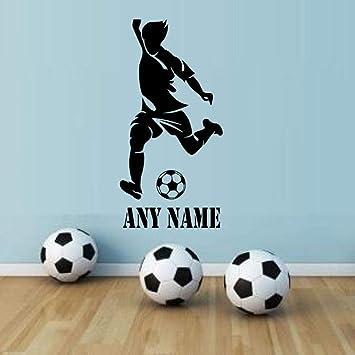 Nombre personalizado para niños Nombre Arte de la pared Pegatinas ...