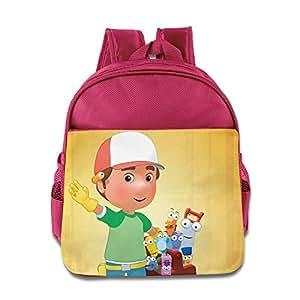 Amazon.com: Toddler Kids Handy Manny School Backpack