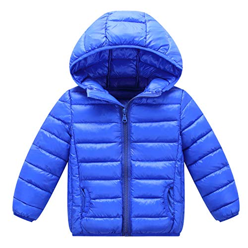 42dc67925 Happy Cherry Baby Hooded Down Coat Lightweight Warm Jacket Puffer ...