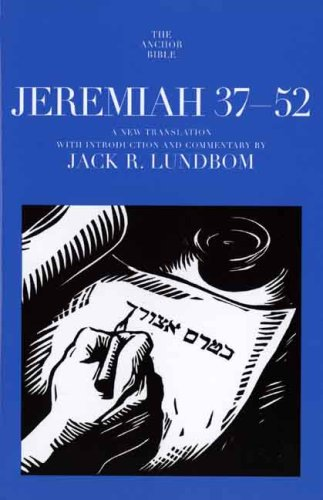 Download Jeremiah 37-52 (The Anchor Yale Bible Commentaries) ebook