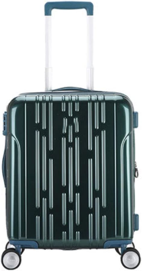 Color : G, Size : 24 inches HUANGDA Ultra Lightweight ABS Hard Luggage Trolley Bag-Carry On Travel Suitcase//Built in Lock//4 Wheels Spinner-Telescopic Handle