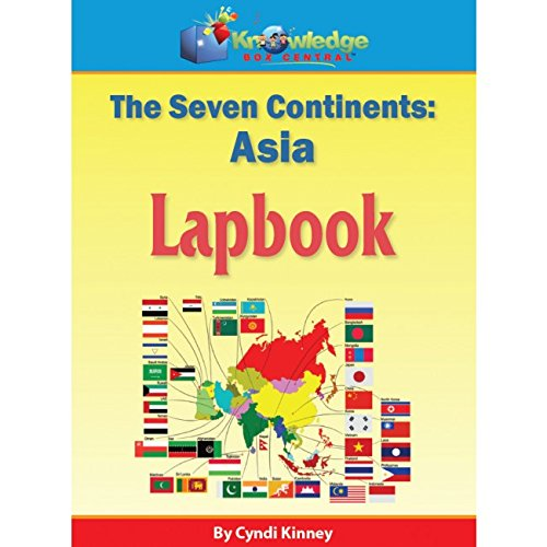 The Seven Continents: Asia Lapbook - PRINTED pdf