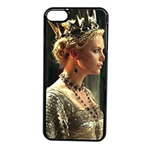Generic Fashion Hard Back Case Cover Fit for iPod touch 6 case black Snow White and the Huntsman TUB-1569429