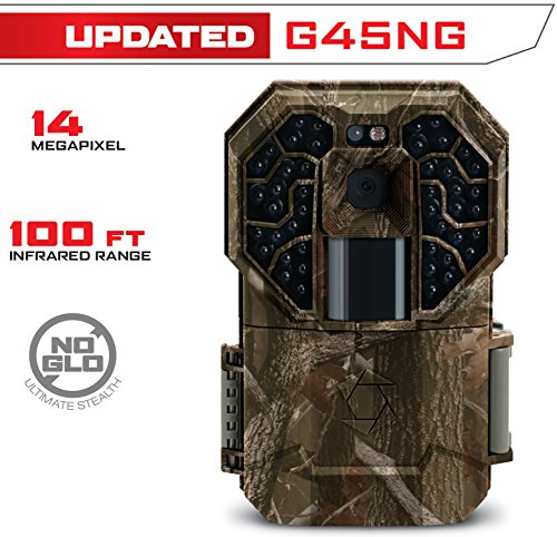 - Stealth Cam 14.0 Megapixel 45 No-Glo IR Trail Camera