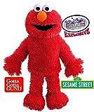 """GUND Sesame Street Elmo Plush 15"""" Full Body Hand Puppet"""