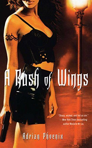 A Rush of Wings: Book One of The Maker's - Phoenix Wing