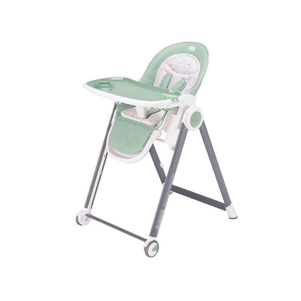 YUEX ベビーチェア 赤ちゃんを食べる椅子調節可能な高まり席小さなテーブルは子供のダイニングチェアブースターシートポータブル学習チェア多機能安全を持ち上げることができます   B07TVQQC28