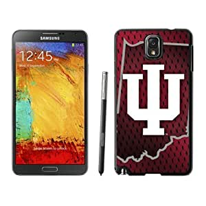 Amazing Cheap Samsung Galaxy Note 3 Case Ncaa Big Ten Conference Indiana Hoosiers 01 Unique Sports Phone Incase
