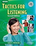 Basic Tactics for Listening: Student Book with Audio CD