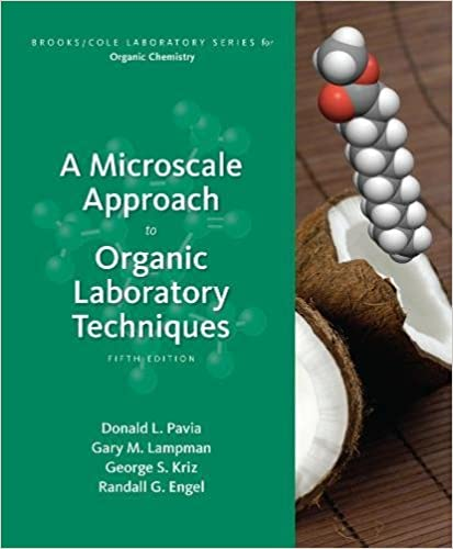 Amazon a microscale approach to organic laboratory techniques a microscale approach to organic laboratory techniques brookscole laboratory series for organic chemistry 5th edition fandeluxe Image collections