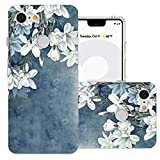 Google Pixel 3 XL Case, Google Pixel3 XL Case, Starhemei Full-Body Protection TPU Soft Shell Ultra Thin Flexibility Bumper Rubber Case Cover for Google Pixel 3 XL (Faint Blue)