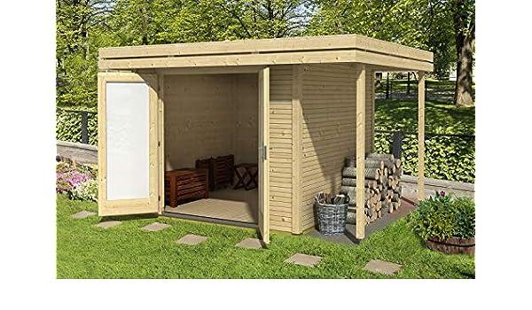 Jardín Casa G150 con soporte suelo y techo de arrastre – 28 mm ...