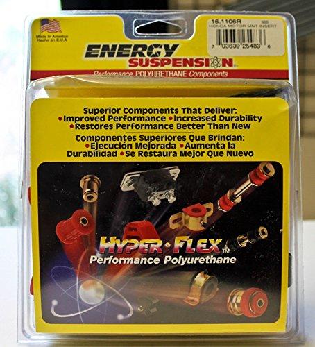 - Energy Suspension Motor Mount Insert 3 Torque Mount Positions Red