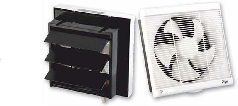BPP 30 Industrial Axial Axiales Ventilador Ventilación extractor ...