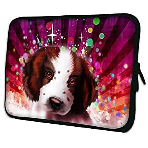 "Lovely Dog Pattern 7""/10""/13"" Laptop Sleeve Case for MacBook Air Pro/Ipad Mini/Galaxy Tab2/Sony/Google Nexus 62687 --- SIZE:13"" (+GBP £ 2.71)"