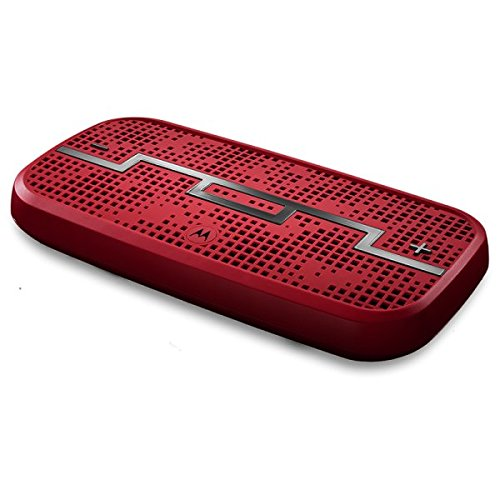 Sol Republic Deck Wireless Bluetooth Speaker (Vivid Red)