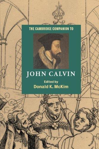 BEST! The Cambridge Companion to John Calvin (Cambridge Companions to Religion)<br />Z.I.P