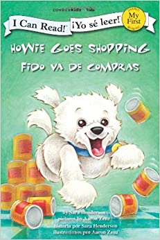 HOWIE GOES SHOPPING (I Can Read!/Howie Series)