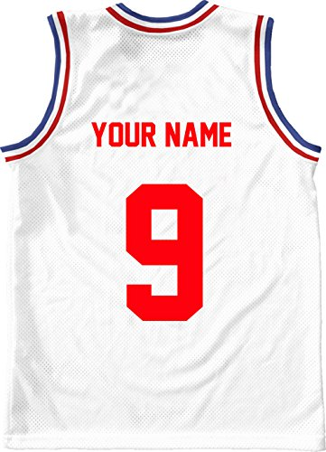 RED,8 Tall,Single Number for Sports T-Shirt jersey football Baseball,Iron On,heat transfer,team,t-shirt(Style A)(9-RED)