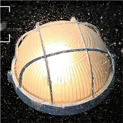 Oval Dampfdichte Saunalampe Saunalicht Saunaleuchte