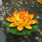 MANJIU-Artificial-Floating-Foam-Lotus-Flowers-Water-Lily-Pool-Plants-Fake-Ponds-Lotus-Leaves-Flowers-for-Home-Garden-Plants-Wedding-Party