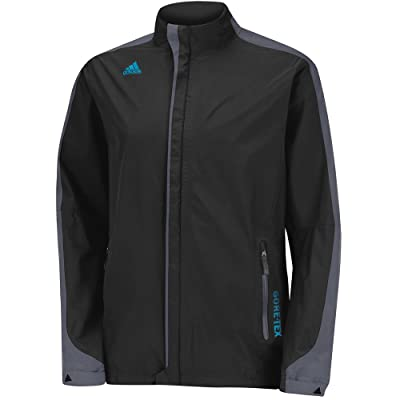 adidas Golf Men's Goretex 2-Layer Full Zip Jacket
